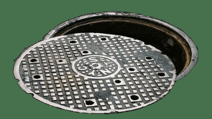 drain sewer valve